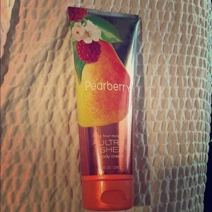 Pearberry body cream *retired scent*